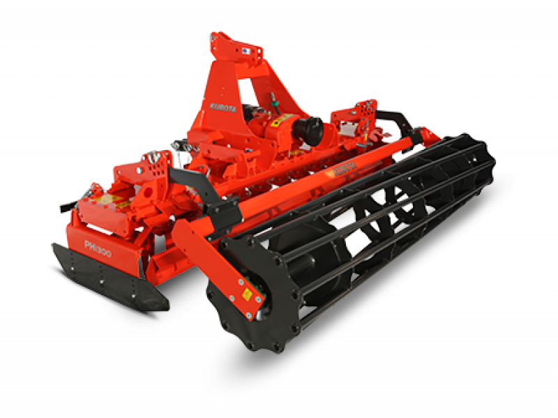 Kubota PH1000 Series Power Harrow